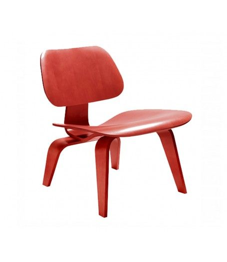 Ray Red椅子 Eames In 2019 Chair Charles Lcw Style WEDHb2e9YI