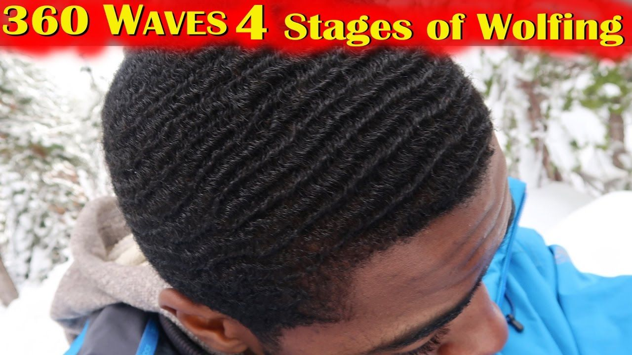 How To Get 360 Waves The 4 Stages Of Wolfing For Beginners 360 Waves Waves Facial Scrubs