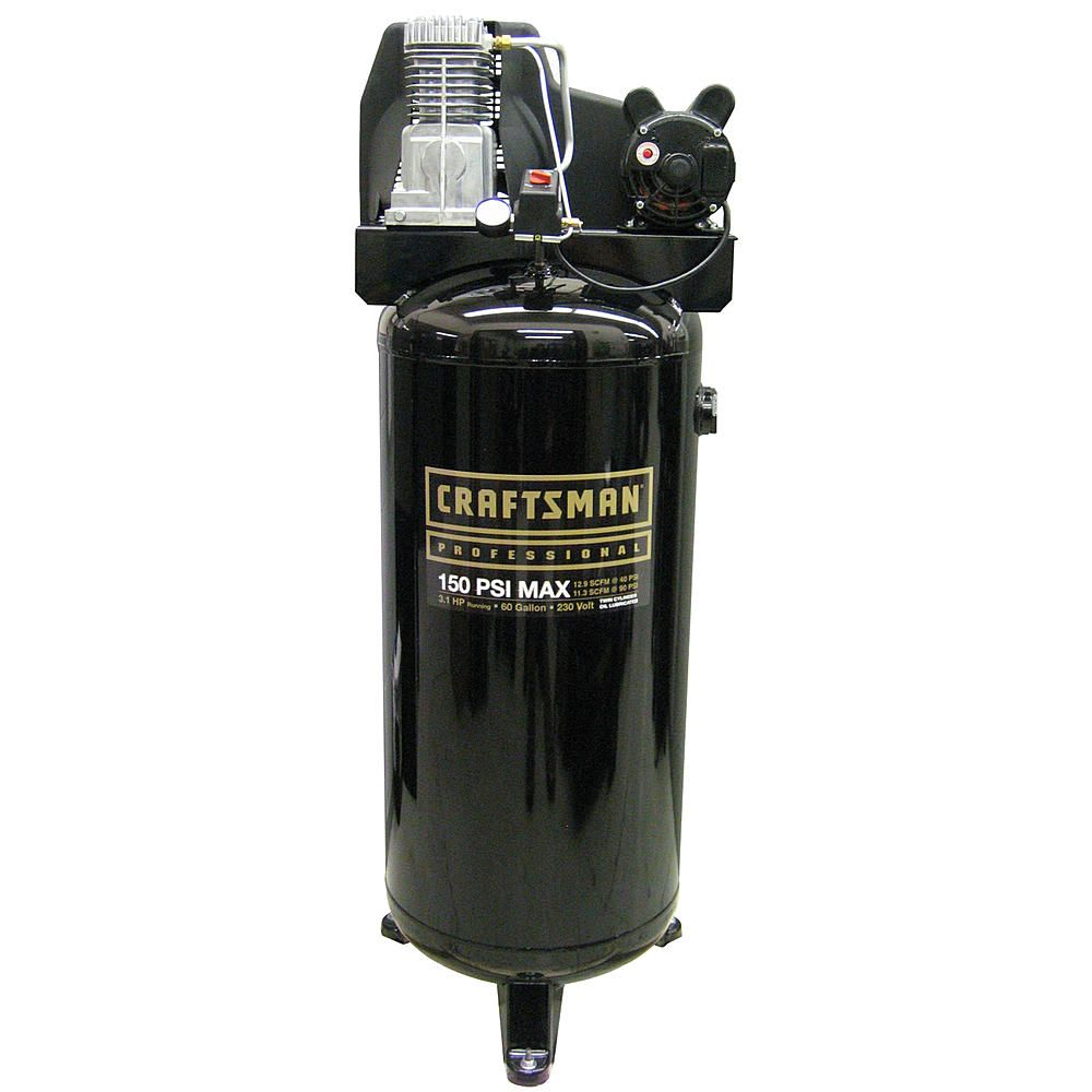 Craftsman Air Compressor $349.99 | Tools | Pinterest | Craftsman air ...