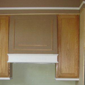 Dress up kitchen cabinet doors with moulding httptriptonowhere dress up kitchen cabinet doors with moulding eventshaper