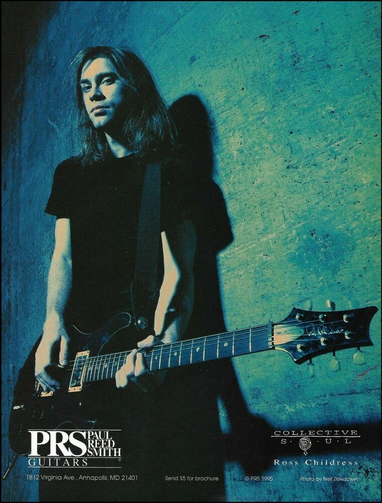 Collective Soul Ross Childress 1995 PRS guitar ad 8 x 11 advertisement print #PRS #prsguitar Collective Soul Ross Childress 1995 PRS guitar ad 8 x 11 advertisement print #PRS #prsguitar Collective Soul Ross Childress 1995 PRS guitar ad 8 x 11 advertisement print #PRS #prsguitar Collective Soul Ross Childress 1995 PRS guitar ad 8 x 11 advertisement print #PRS #prsguitar