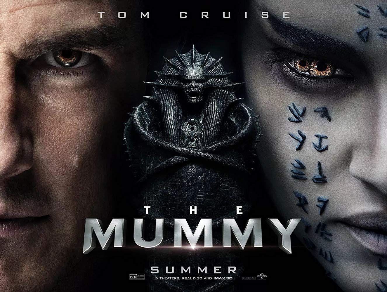 The Mummy (2017).