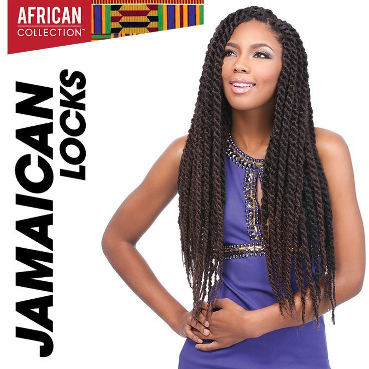 Jamaican Bob Hairstyle: Sensationnel African Collection