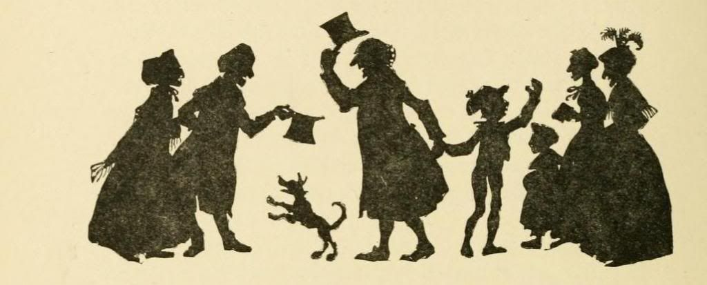 The Second of the Three Spirits - A Christmas Carol by Charles Dickens, 1915   Christmas carol ...