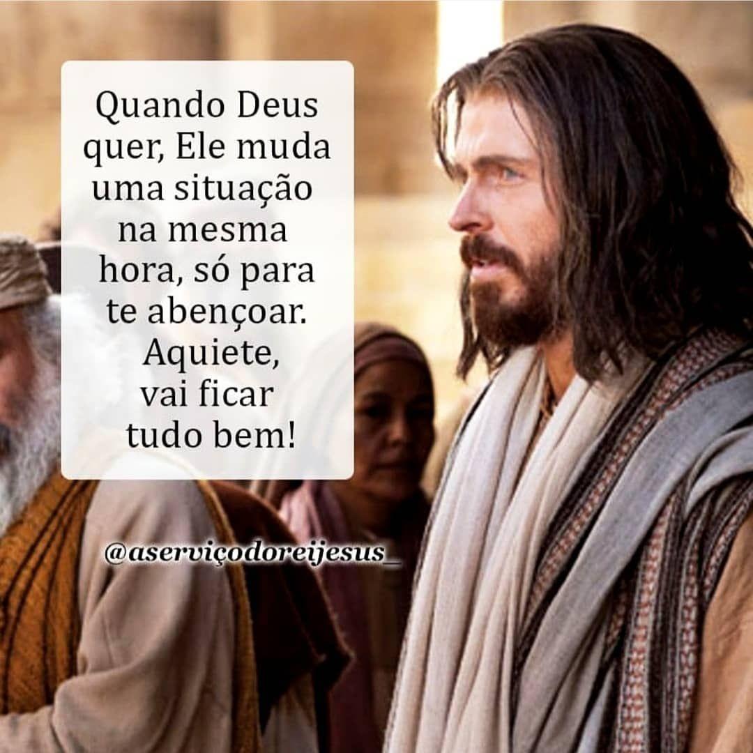 A Servico Do Rei Jesus On Instagram Aquiete Confie Vai