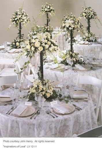 Wedding Flower Centerpieces This Lovely Arrangement Is