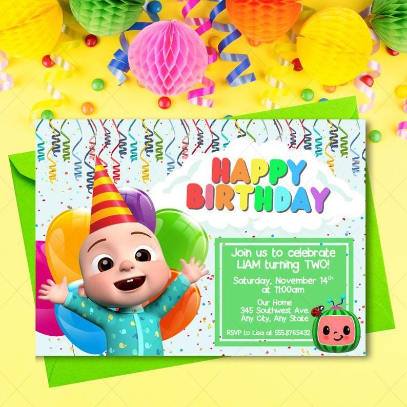 baby boy 1st birthday party