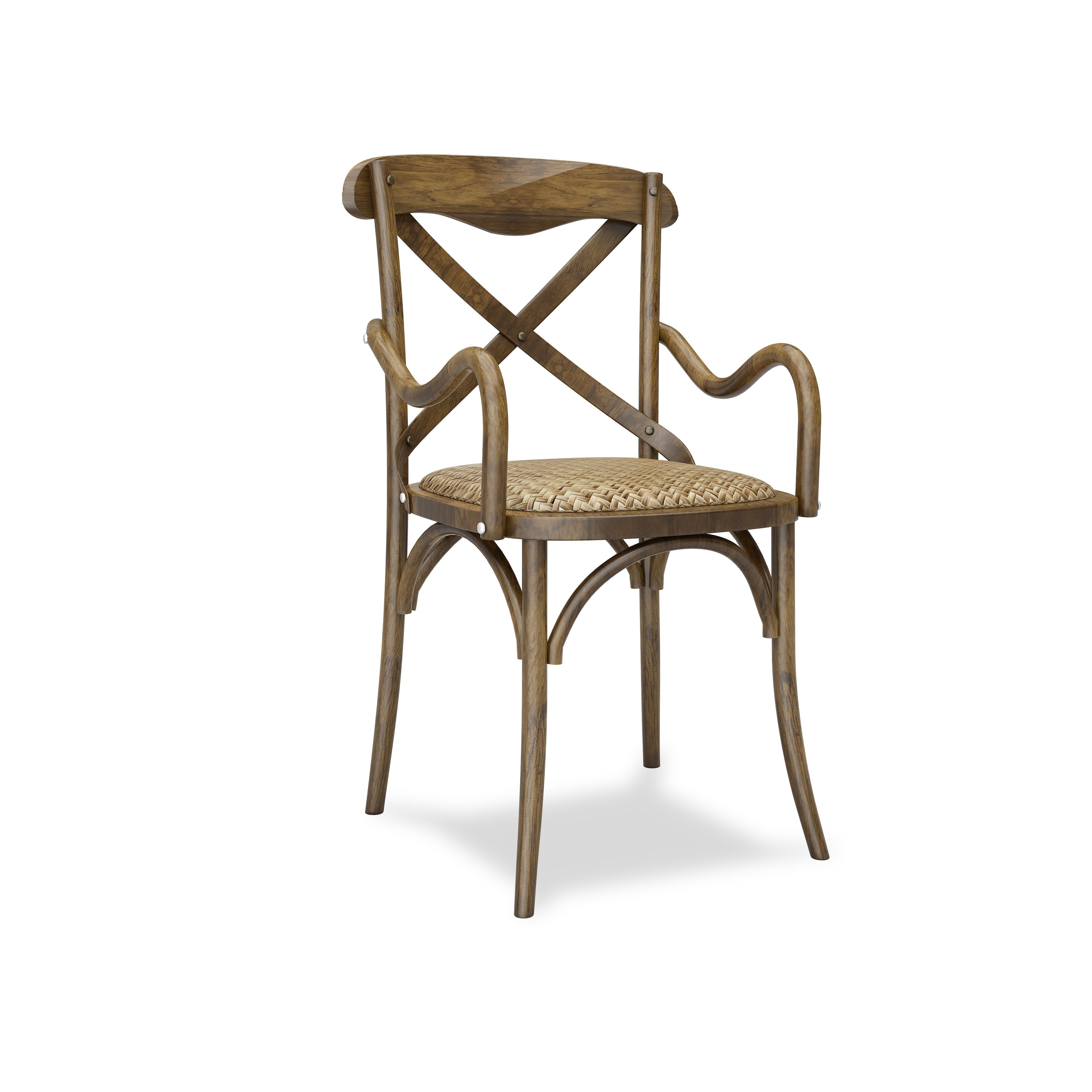 Stupendous The Gray Barn Trails End Elm And Rattan Dining Chair Off Unemploymentrelief Wooden Chair Designs For Living Room Unemploymentrelieforg