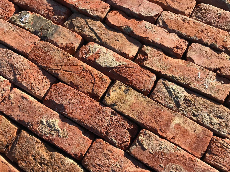 Peinture Pour Brique Extérieur parement brique ancienne - brique rouge en 2020 | brique