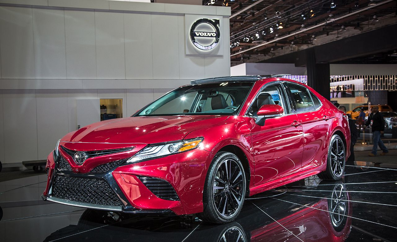 2018 Toyota Camry: America\'s Favorite Sedan Is All-New | Toyota ...