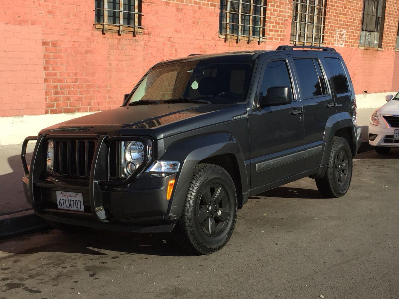 tinted jeep liberty kk 2011 | jeep liberty kk | pinterest | jeep