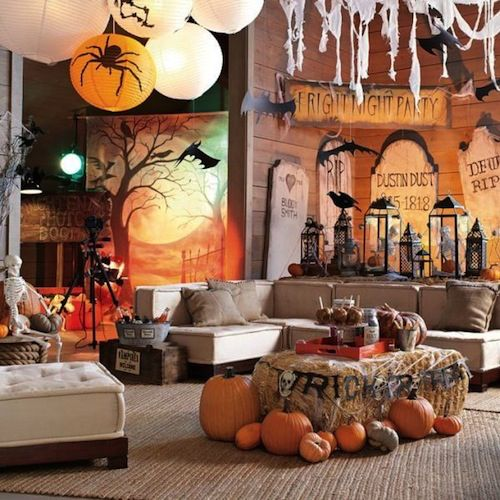 Image from   stagetecture/wp-content/uploads/2013/10 - halloween decoration themes