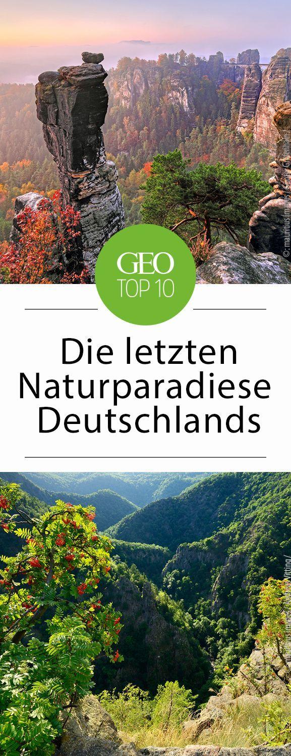 Nationalparks in Deutschland - welcher für Sie der