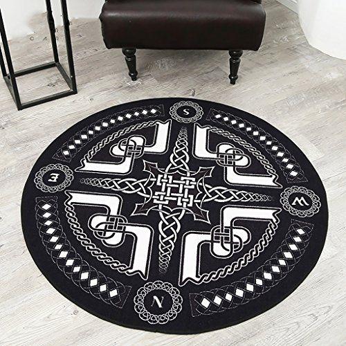 Awe Inspiring Carpet Round Rug Modern Simple Geometric Carpet Bedroom Creativecarmelina Interior Chair Design Creativecarmelinacom