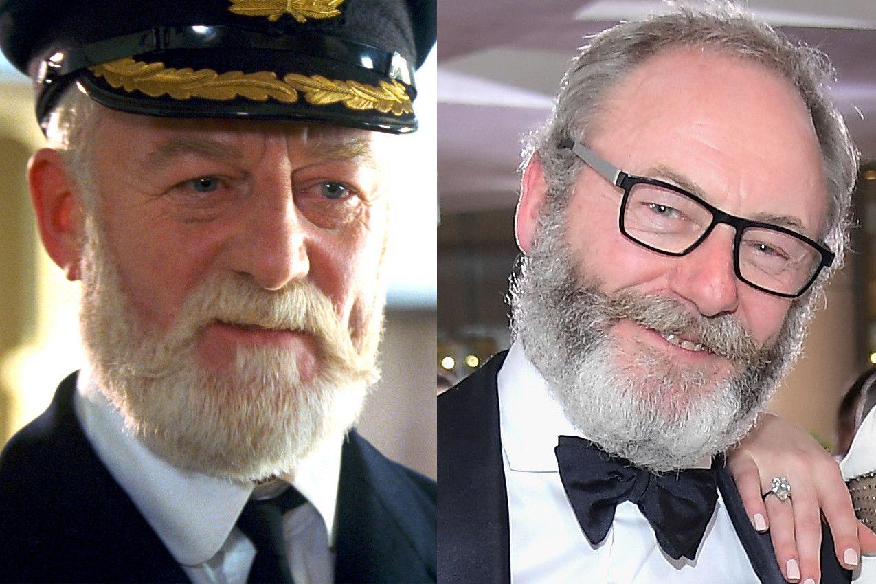 """Veja como está o elenco de """"Titanic"""" 20 anos depois da"""