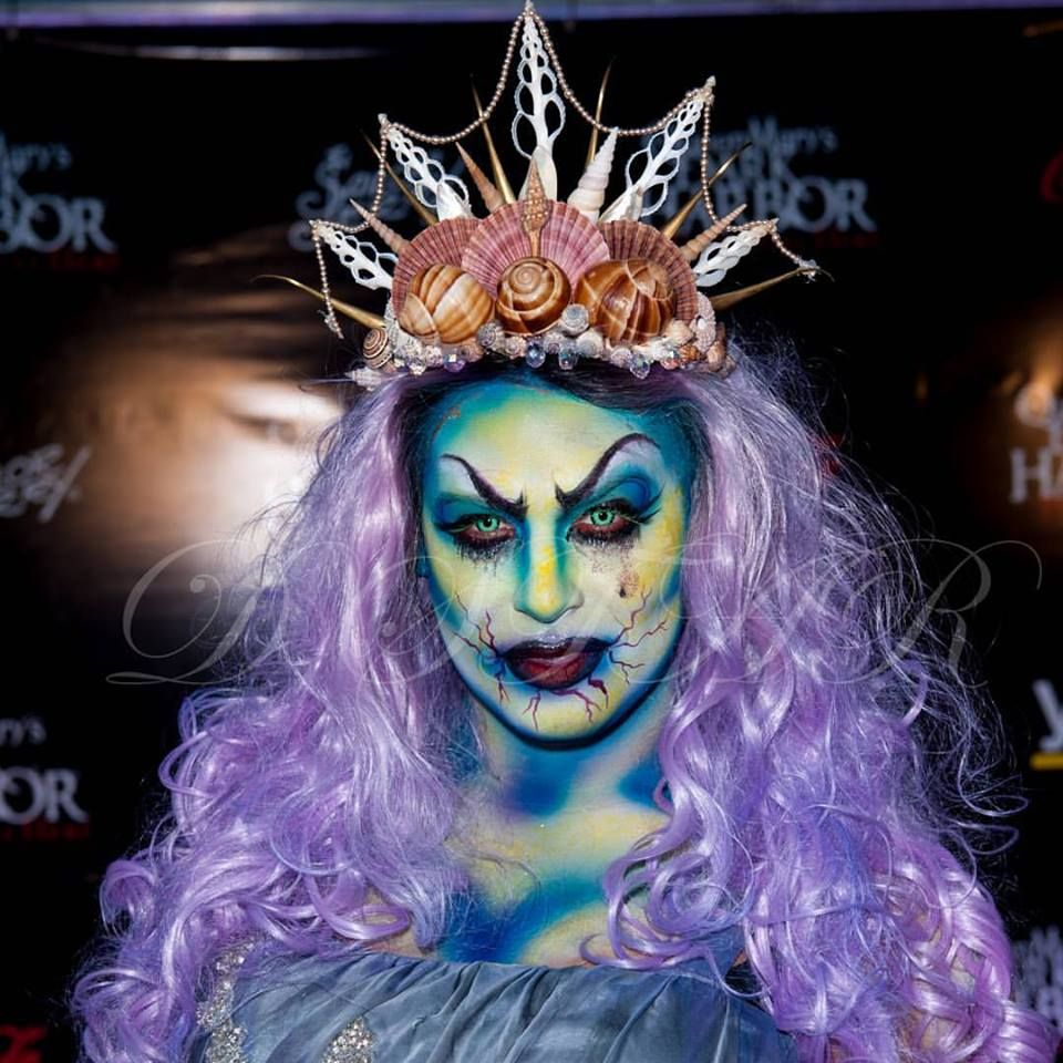 oceana at queen mary's dark harbor | halloween season | pinterest