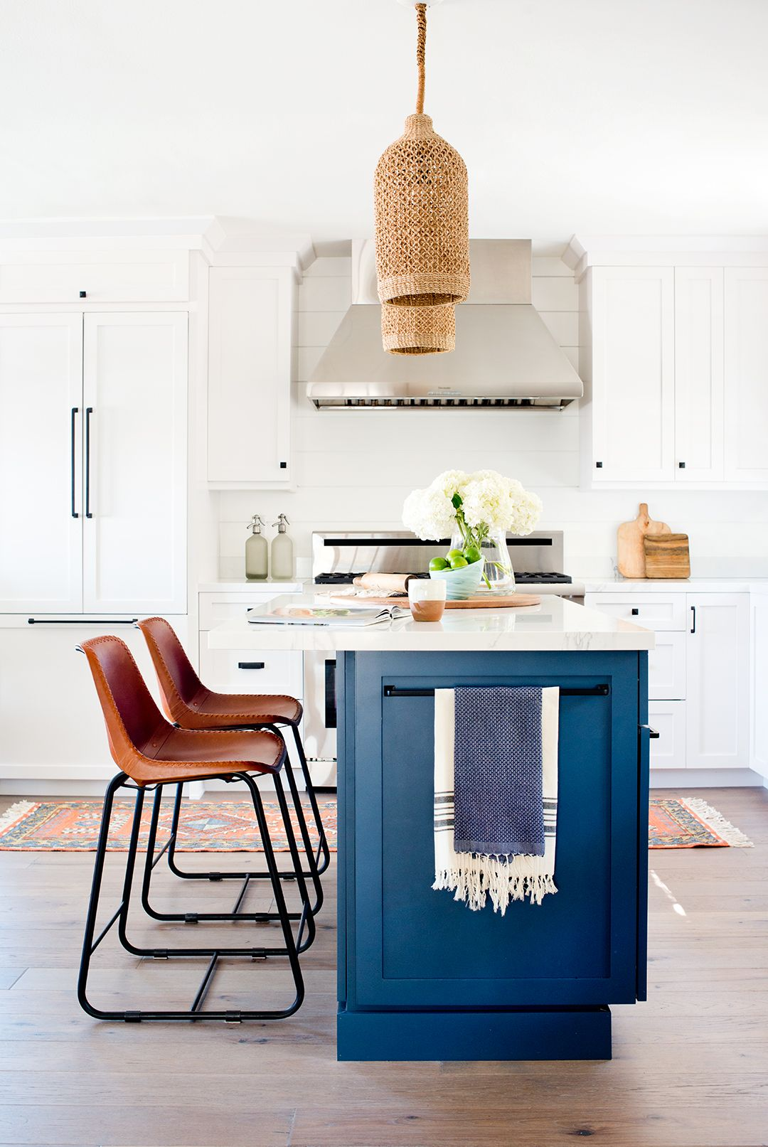 blue kitchen island cook dine in 2018 pinterest home rh pinterest com
