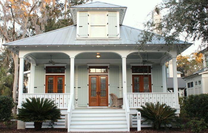 Palmetto Bluff House Plans