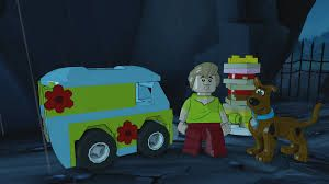 Image result for scooby doo legos