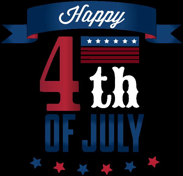 Happy 4th July Png Clip Art Image Clip Art Art Images Free Clip Art
