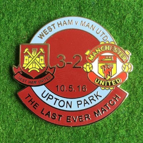 West Ham United Pin
