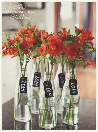 graduation party decorating ideas hometalk summer inspiration rh pinterest com easy centerpieces for graduation parties centerpieces graduation party high school