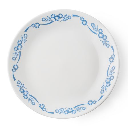 Call Your Mom CorningWare Just ReLaunched Their Iconic Cornflower Custom Corningware Dishes Patterns