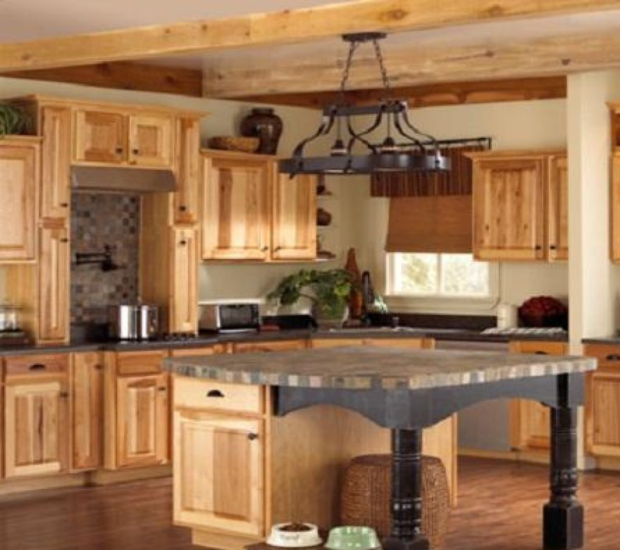 Lowes Kitchen Design Hickory Kitchen Cabinets Hickory Kitchen