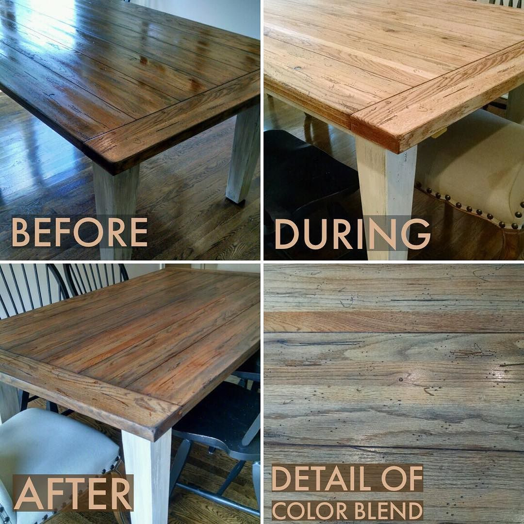 Fauxfinishfriday we started with a solid walnut finished