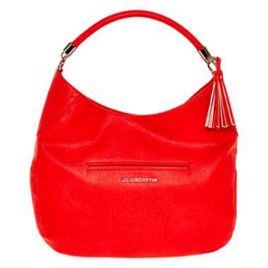 Liz Claiborne® Eclipse Hobo Bag found at @JCPenney | Carteras ...