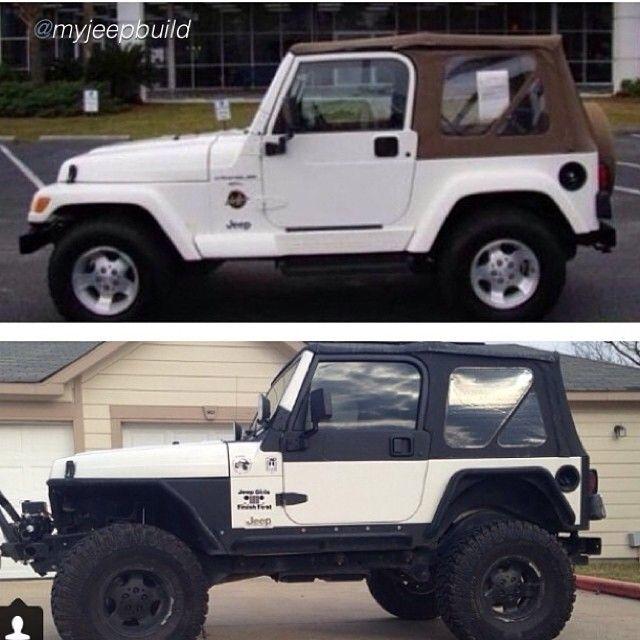 "Make sure you #JeepHers send in your jeep builds to @myjeepbuild @myjeepbuild @myjeepbuild @this is A #JeepHer builld by @texasjeepbby #myjeepbuild #jeep"" #Padgram"