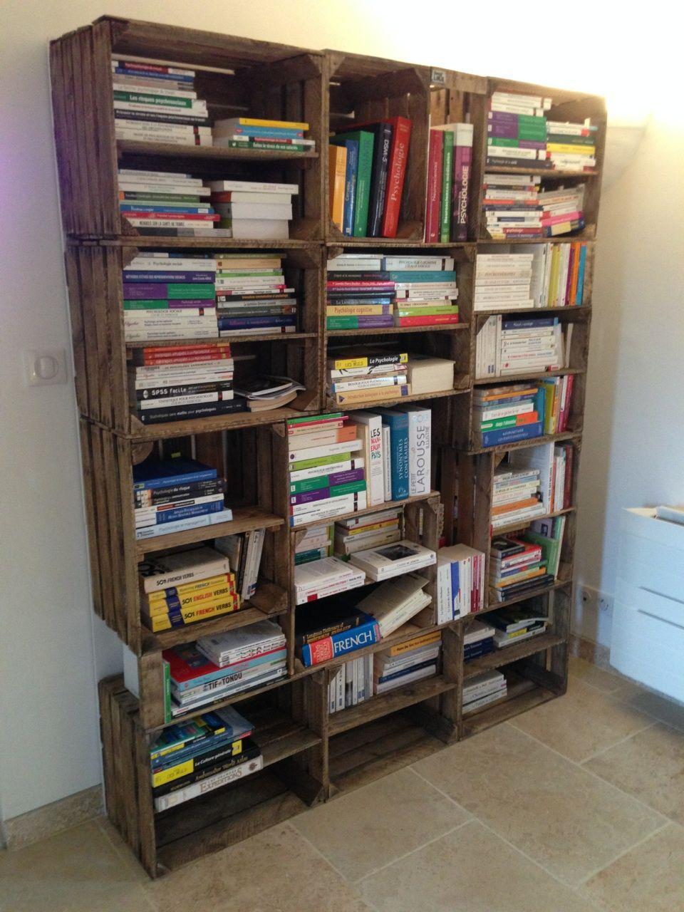 pingl par l 39 art de la caisse sur caisse. Black Bedroom Furniture Sets. Home Design Ideas