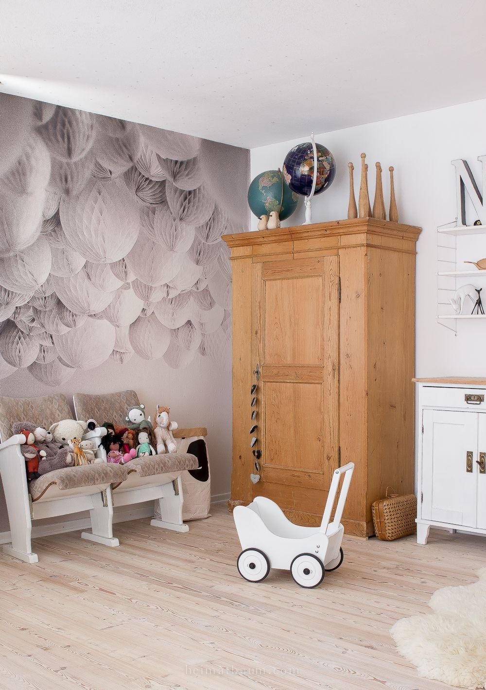 Das Kinderzimmer der Waldmöwe {Alles Neu Kinder zimmer