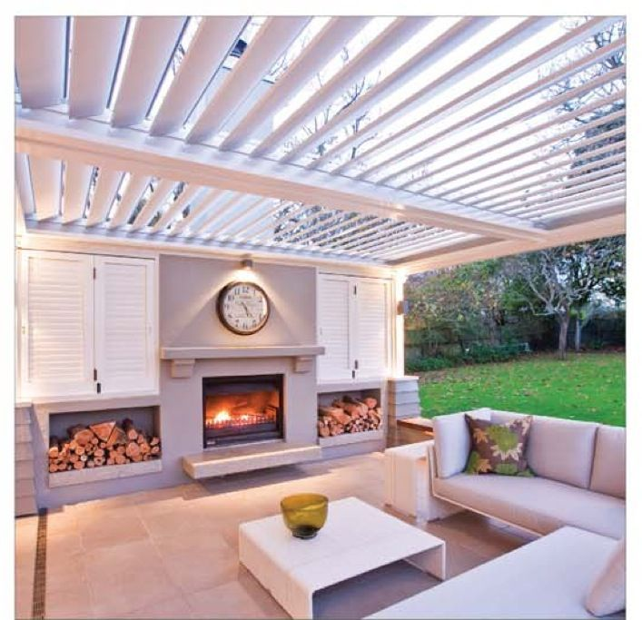 Covered Pergola Designs Nz: Outdoor Rooms, Outdoor Living Areas