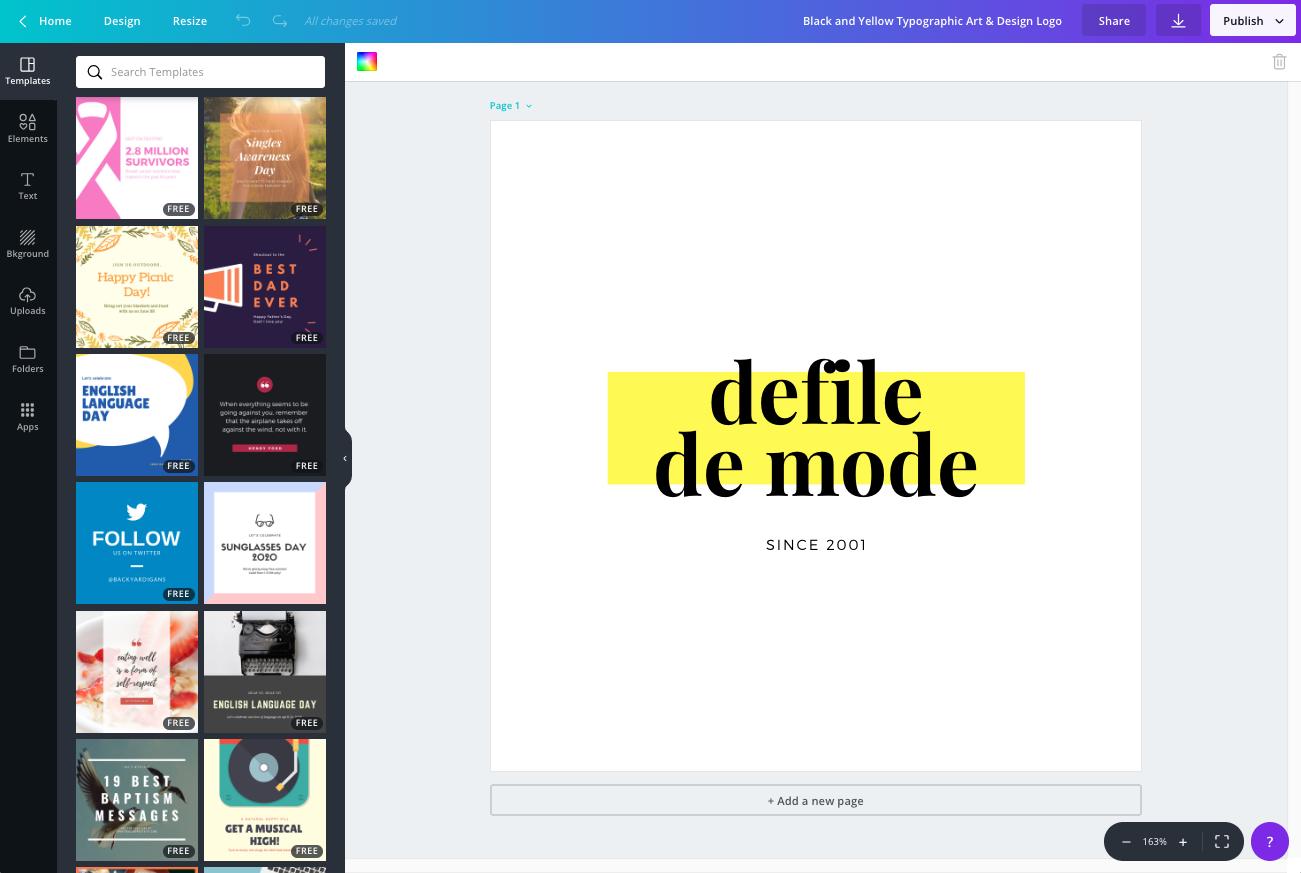 Logo Maker Create Free Logos in Minutes Canva Como