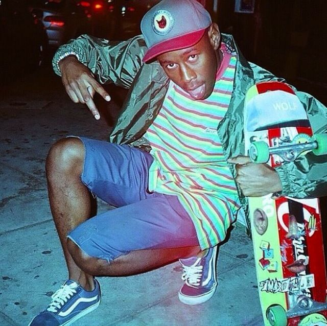 Tyler The Creator And Taco Ridiculousness