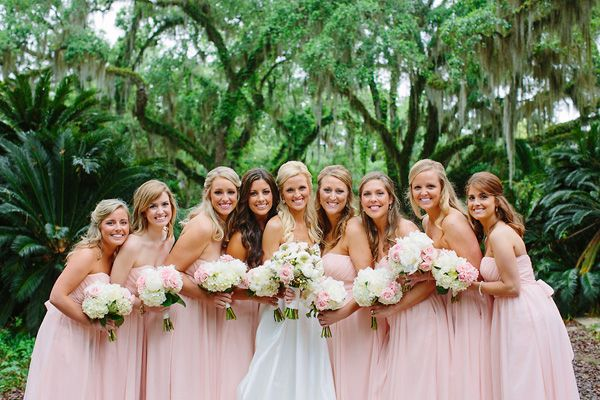 Ballet Bridesmaid Dresses