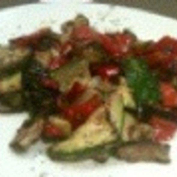 Verduras Braseadas @ Arrosseria