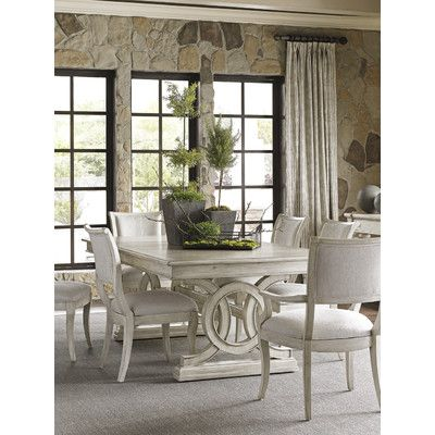 Oyster Bay Montauk Extendable Dining Table Dining Chairs Dining Table Upholstered Dining Chairs