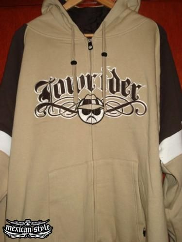 Sudadera LOWRIDER - mexican styles  8d105159c67
