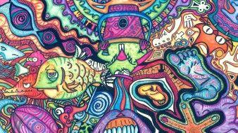 Most Viewed Hd Wallpapers Trippy Wallpaper Trippy Artwork Hippie Wallpaper