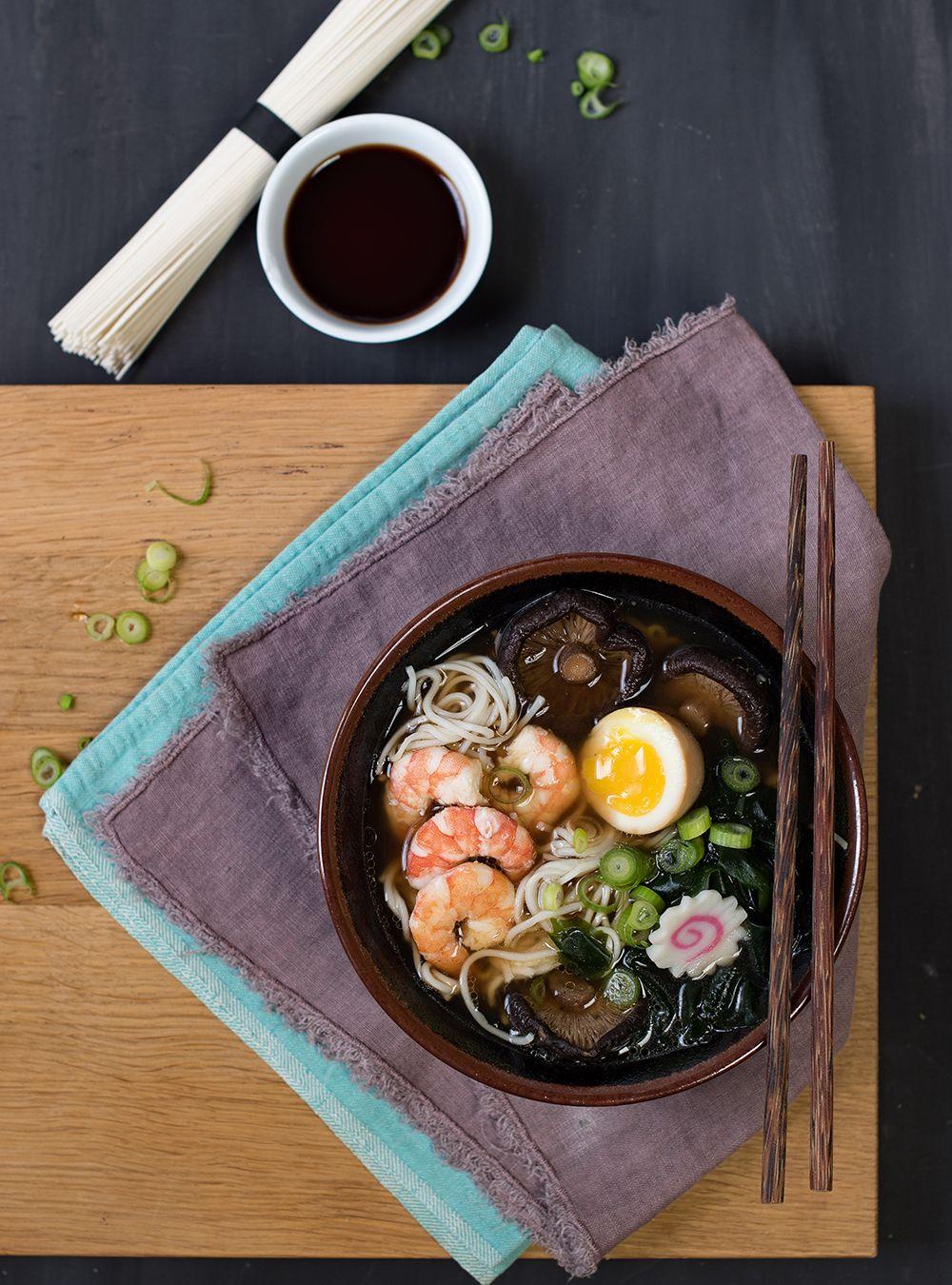 Shio Ramen Aus Meine Japanische Kuche Rezept Und Rezension Recipes