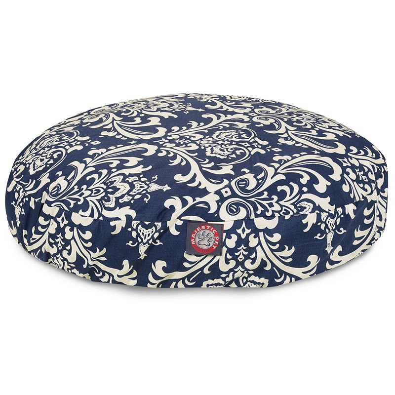 Majestic Pet french quarter round pet bed dogs dogbed