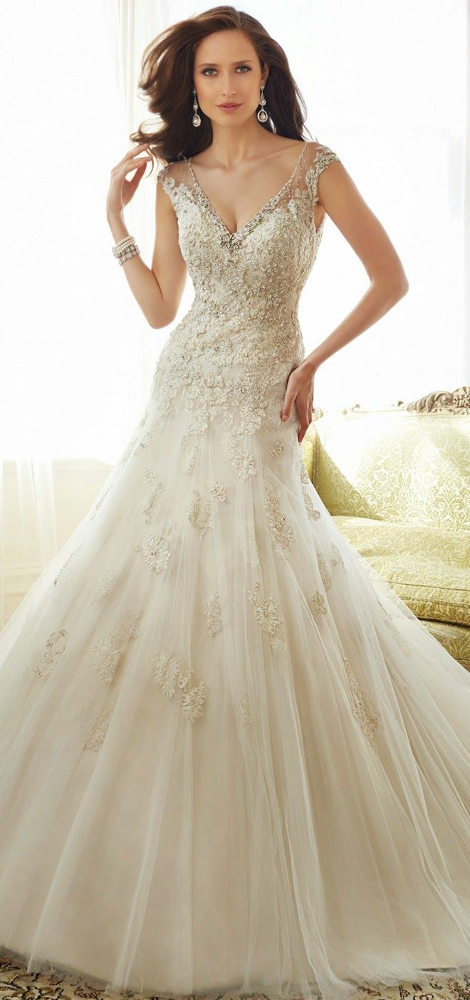 Best Wedding Dresses of 2014 | Pinterest | Wedding dress, Weddings ...