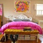 Rohde's Vibrant Bedroom — My Bedroom Retreat Contest | Apartment Therapy