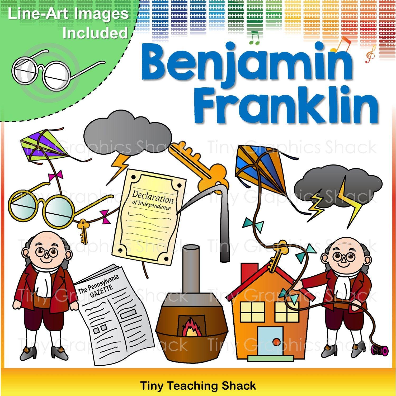 Benjamin Franklin Clip Art