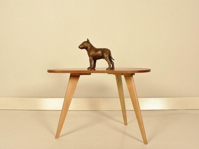 Statuette De Chien Joli Bronze Bull Terrier #décoration #intérieur #objet  #insolite #design #vintage #dog