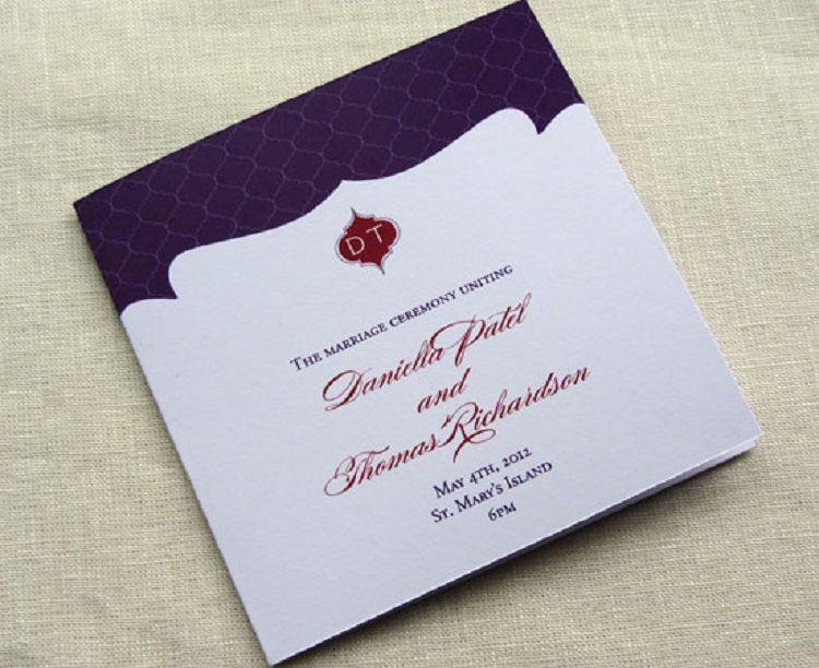 Wedding Invitation Cover Page Wording Invitation Ideas Wedding