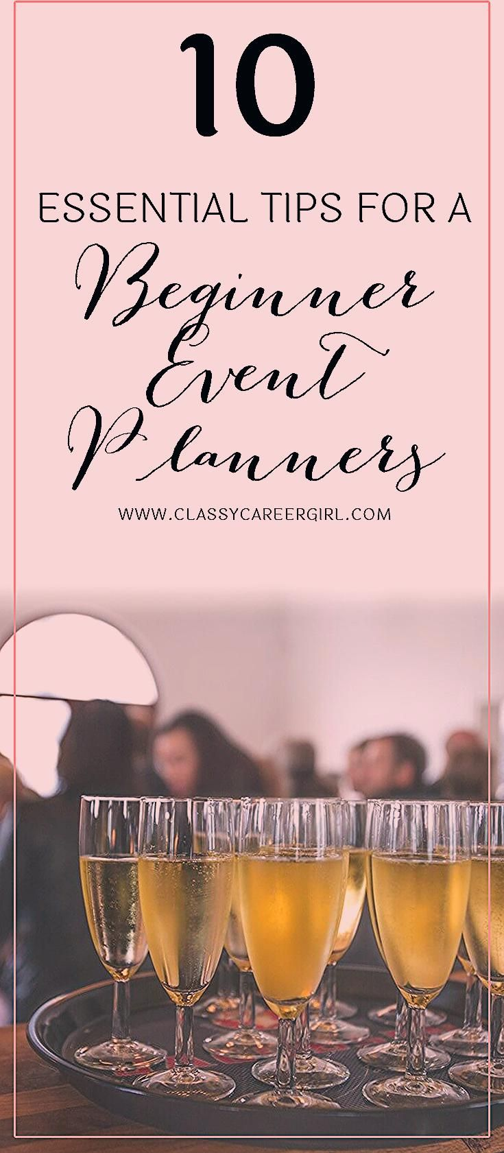 Photo of 10 Essential Tips for a Beginner Event Planner