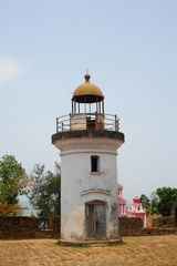 Thalaserry Fort Light House, India